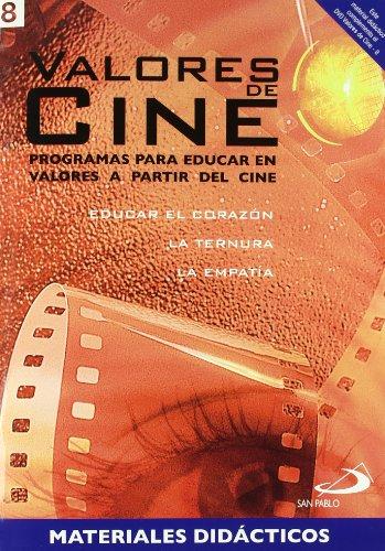 Descargar Libro Valores De Cine 8 - Materiales Didacticos Aa.vv.