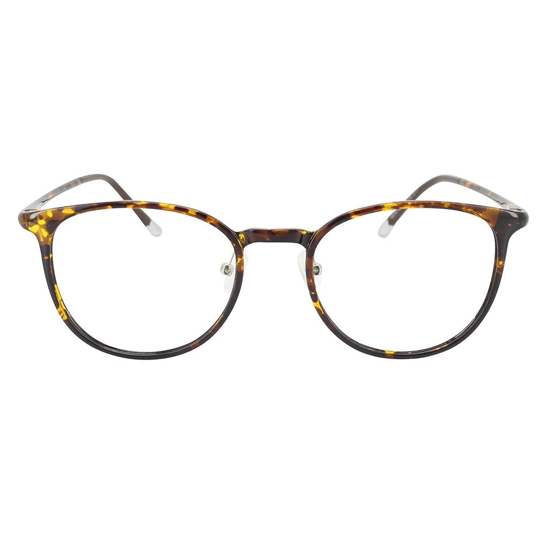 EyeYee - Montura de gafas - para mujer marrón Tortuga Talla única ...