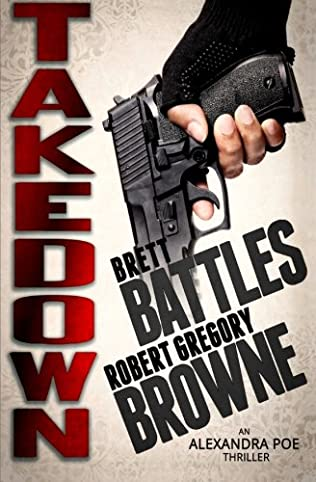 book cover of Takedown