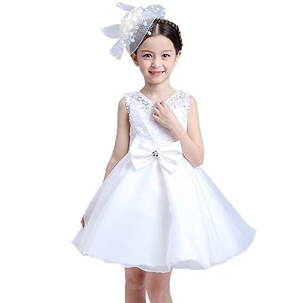 IIkids 2016 Verano Nuevo Vestido de princesa de la Moda vestido Boda para fiesta ni