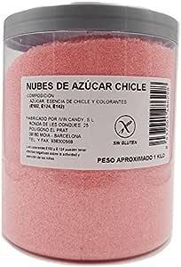 Algodón Nubes de Azúcar Chicle 1 Kg: Amazon.es: Alimentación y bebidas