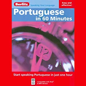 Portuguese in 60 Minutes Audiobook