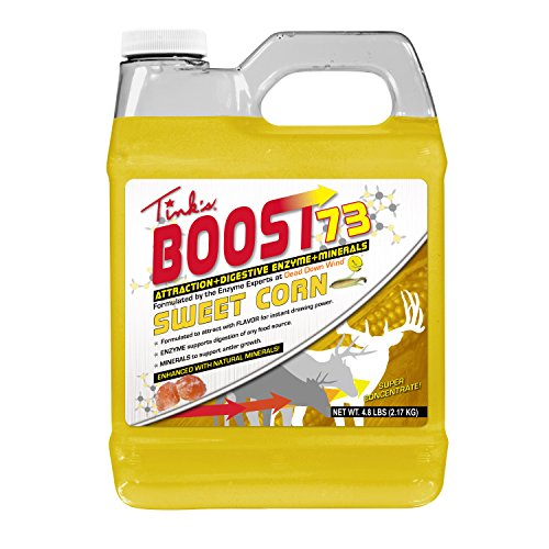 Tink's Boost 73 Sweet Corn Food Attractant New Scent