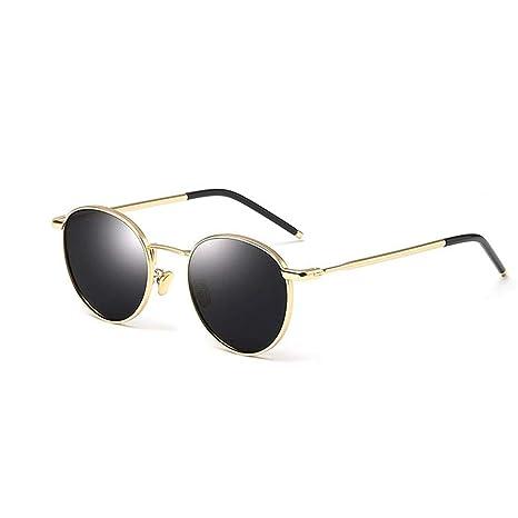 Gafas De Sol Marea Polarizada Conducción Gafas Anti-UV Cara ...