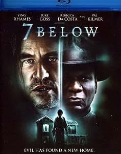 NEW Kilmer/rhames/somerville - 7 Below (Blu-ray)