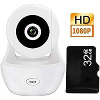 N_EYE 1080P HD Wireless Night Vision WiFi Camera