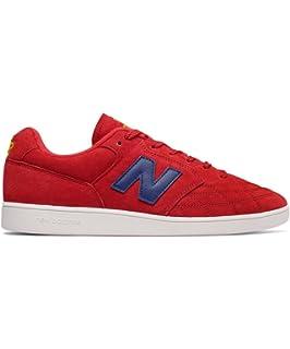 New Balance Chaussures de Training pour Hommes MID589V1, 44 EUR - Width 4E, Black/Red
