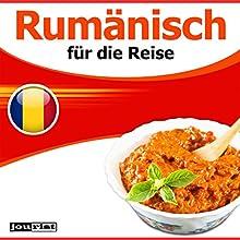 Rumänisch für die Reise Hörbuch von Max Starrenberg Gesprochen von:  div.