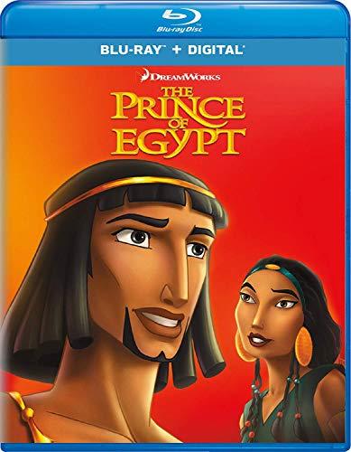 The Prince of Egypt [Blu-ray] (Prince Of Egypt And Joseph King Of Dreams)