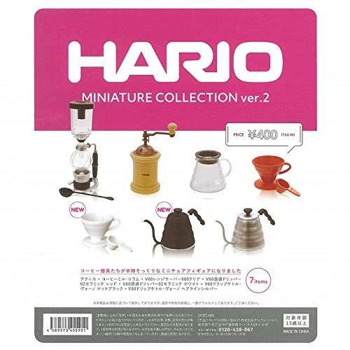 [해외]HARIO 미니어처 모음 ver.2 [전 7 종 세트 (완전 광고 / HARIO Miniature Collection ver.2 [All 7 Sets (Full Comp