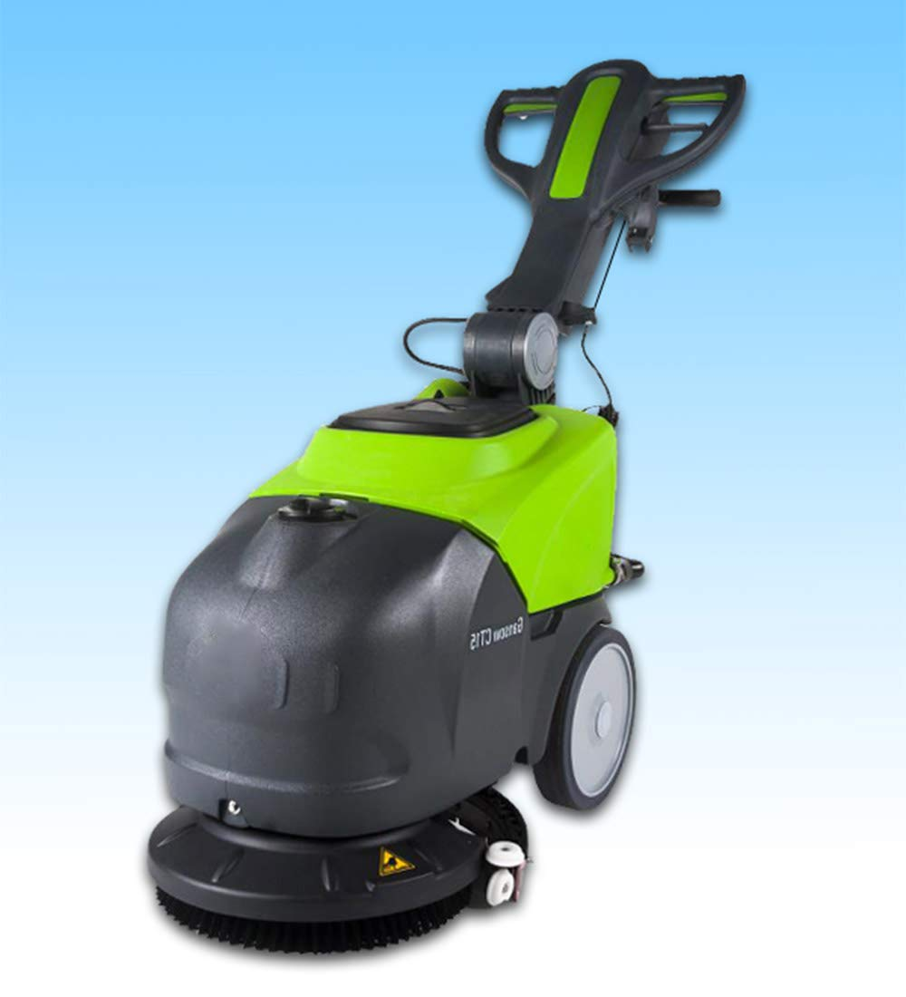 JL Compact Auto Scrubber 14' CT15 High Productivity IPC Eagle