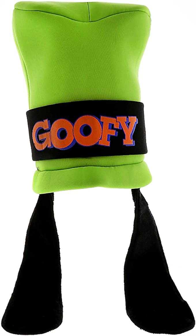 Amazon Com Disney Parks Exclusive Goofy Ears Icon Adult Top Hat Clothing