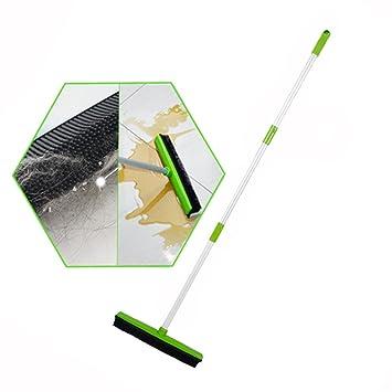 Besen Mit Gummiborsten grün gummi besen und silikon push besen haben weiche natur gummi