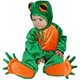 Charades Costumes 34200 Little Frog Child Costume Toddler- Boys 2-4
