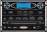 Jensen AWM965 AM/FM|CD|DVD|MP3/USB Wallmount Stereo with ...