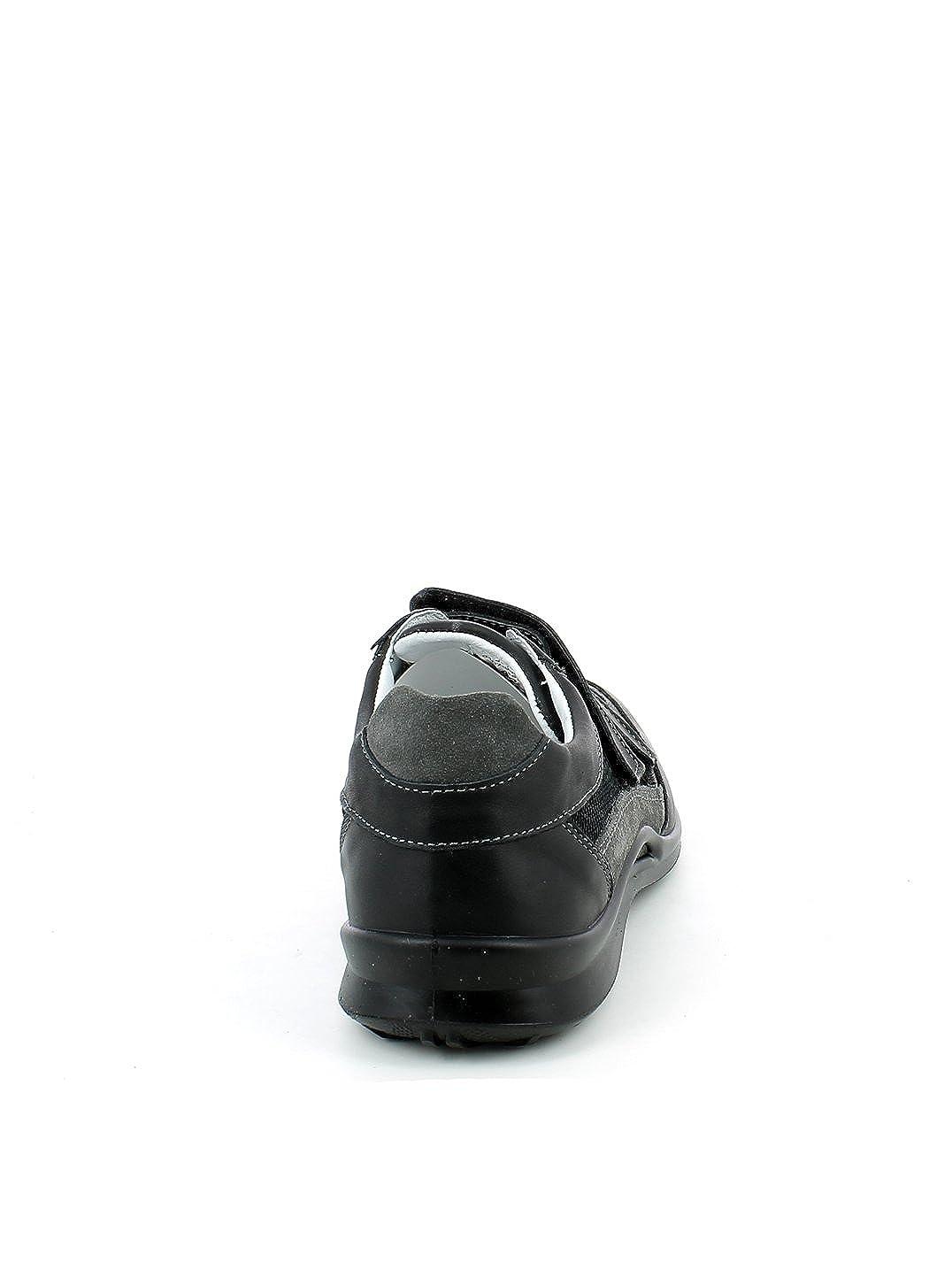 grigioport grigioport grigioport - Scarpa Sportiva con Stappi Nera 0cb8c3