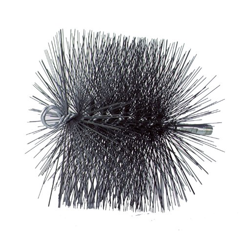"Rutland Products 16407 7"" Round Chimney Cleaning Brush"