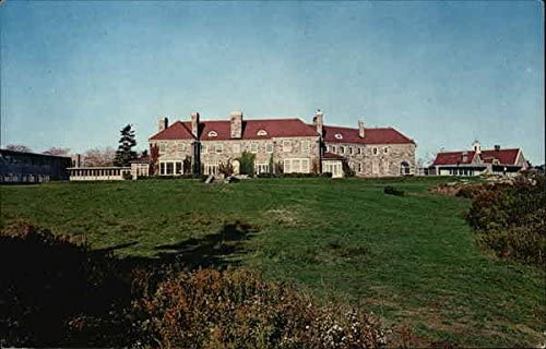 Eastern Point Retreat House Gonzaga Hall East Gloucester Massachusetts Ma Original Vintage Postcard At Amazon S Entertainment Collectibles Store