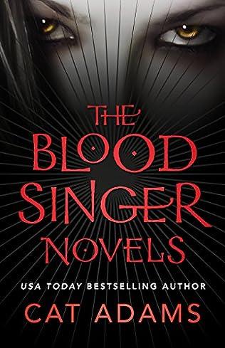 book cover of The Blood Singer Novels