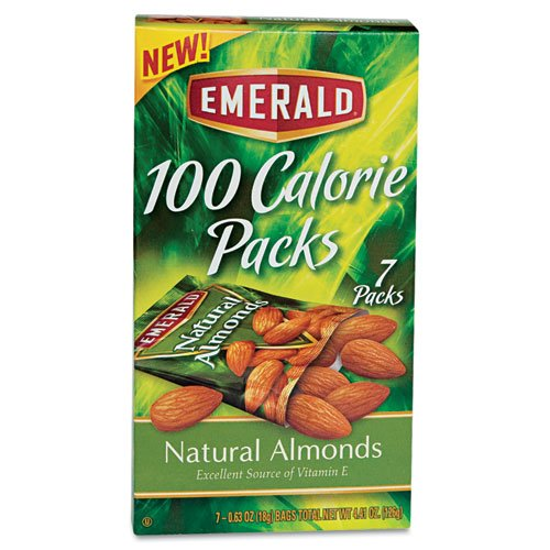 DFD34325 Calorie Pack Natural Almonds