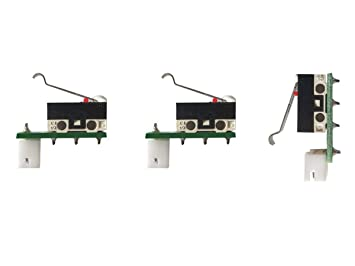 Amazon.com: Monoprice - Juego de topes para impresora 3D ...