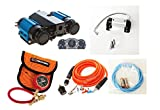 ARB 12 Volt High Performance Twin Air Compressor & E-Z Deflator , Airline, Tire Inflation Kit & Air Locker Manifold Kit