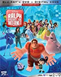 RALPH BREAKS THE INTERNET [Blu Ray + DVD + Digital Copy] [Blu-ray]