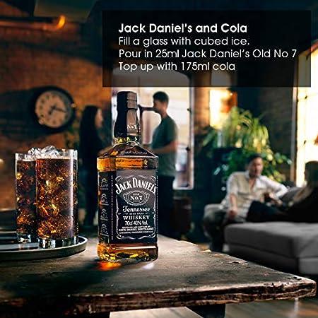 Jack Daniel's Jack Daniel'S Tennessee Whiskey 40% Vol. 1,75L - 1750 ml