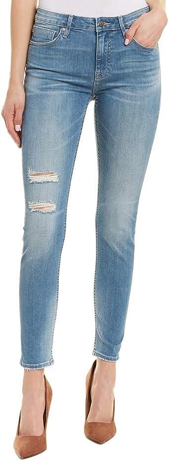 VIGOSS Womens Plus Size Marley Super Skinny Jean