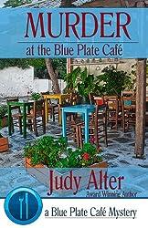 Murder at the Blue Plate Café (A Blue Plate Café Mystery)