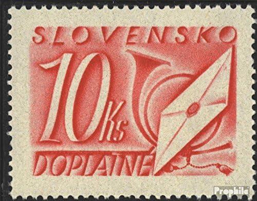 Prophila Collection Eslovaquia Michel.-No..: p38 1942 Carta y Corneta de Posta (Sellos para los coleccionistas): Amazon.es: Juguetes y juegos
