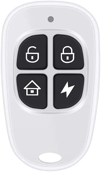 433MHZ Wireless Remote Control fob for thustar WiFi Alarm System