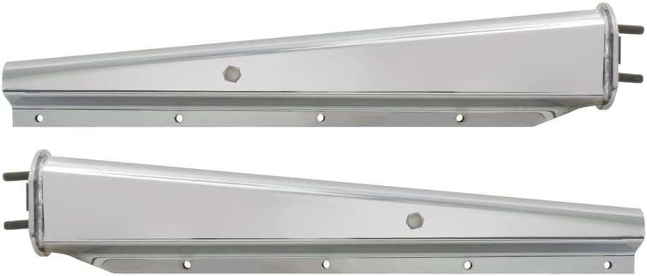 GG Grand General 50030 Chrome Mud Flap Hanger End Plug
