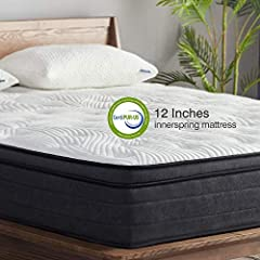 Sweet night King mattress in a box, smartly shipped to your door for easy set up. No risk - we the best price Mattress you can get. We are the maker, no channel cost, real quality at half Price. - our bed mattress come with 10 years. - over 9...