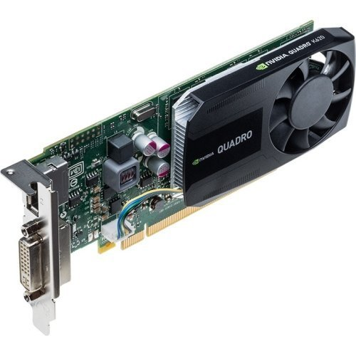 "Nvidia Quadro K620 – Graphics Card – Quadro K620 – 2 Gb Ddr3 – Pcie 2.0 X16 Low Profile – Dvi, Displayport ""Product Type: Computer Components/Video Cards & Adapters"""