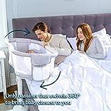 HALO BassiNest Swivel Sleeper, Bedside