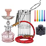 MYA QT Classic Hookahs The MYA QT is a Piece of Art. This 14 inch tall MYA QT S-Class is Packaged in a Wire Basket, making it easy to carry along with you. The portable and durable hookah is one of the top in the market of it's kind. Our QT Hookah is...