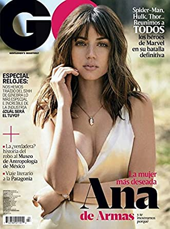 GQ Latin America April 1, 2018 issue