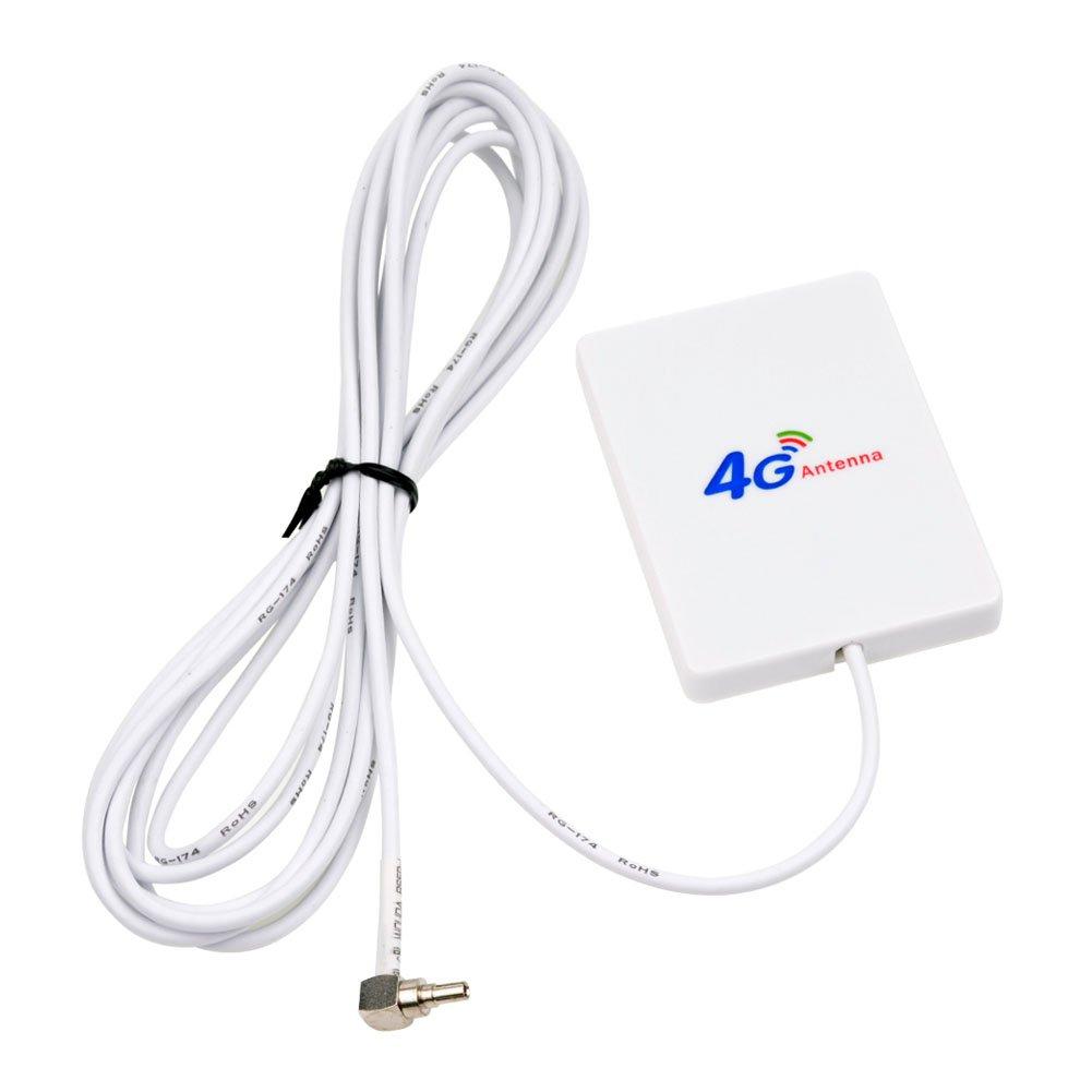 28dBi 4G 3G 2 4G LTE Interface CRC9 Antenna Signal Booster Amplifier