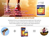 Lipozene MetaboUP Plus - Thermogenic Weight Loss