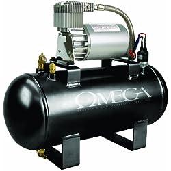 Omega AC15 12V 1.5 Gallon Air Compressor