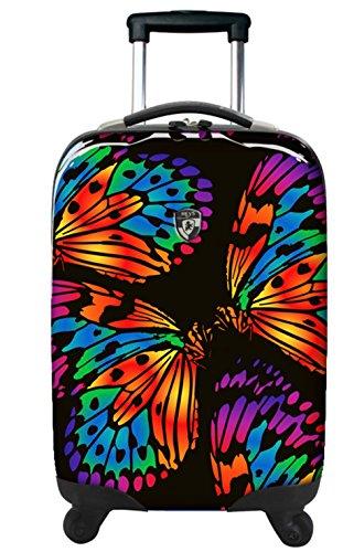 Heys - Novus Art Butterfly Ink Trolley mit 4 Rollen Klein