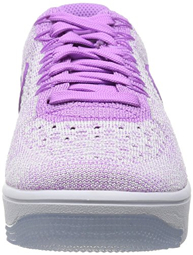 W W FYKNIT AF1 PURPLE AF1 5UK LOW wznaqtT