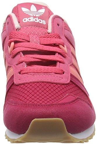 adidas Zx 700 J, Zapatillas de Deporte para Niños Rosa (Rosart / Rosray / Ftwbla)