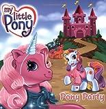 Pony Party, Kate Egan, 0060549505
