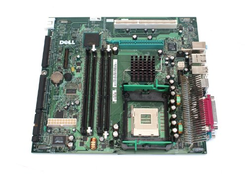 Genuine Dell N6780 Optiplex GX270 Small Desktop (SDT) Motherboard Mainboard, Compatible Dell Part Numbers: XF826, R2472, J2865, U1324, DG279, H1105, H1489, FG011, CG566, R0786