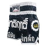 Lumpinee Muay Thai Kick Boxing Shorts : LUM-002
