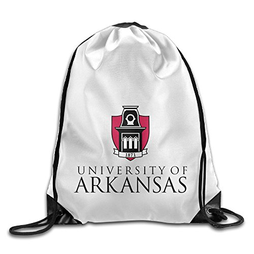 Bekey University Of Arkansas Training Gymsack For Men & Women For Home Travel Storage Use Gym Traveling Shopping Sport Yoga - Arkansas Shopping Fayetteville