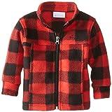 Columbia Baby Boys' Zing II Fleece Outerwear Jacket