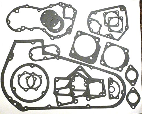 Amazon Com M G 33n1003kk Engine Gasket Set For Harley Davidson